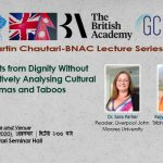 BNAC and Martin Chautari Initiate a New Lecture Series.