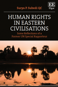 Human Rights in Eastern Civilisations: Some Reflections of a Former UN Special Rapporteur (2021)