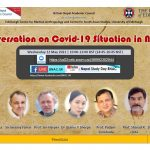 Conversation on Covid-19 Situation in Nepal, 12 May 2021